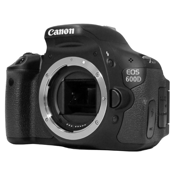 Canon eos 600d инструкция на русском