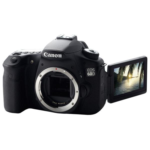 Canon eos 60d body инструкция