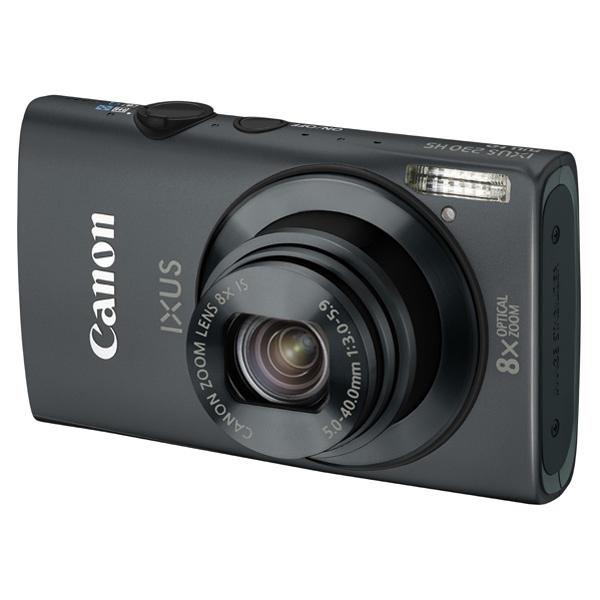 Canon ixus 230 hs инструкция