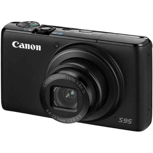 Canon powershot s95 инструкция
