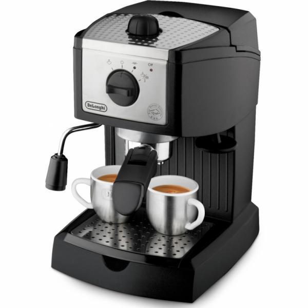 кофемашина delonghi ec 155 инструкция видео
