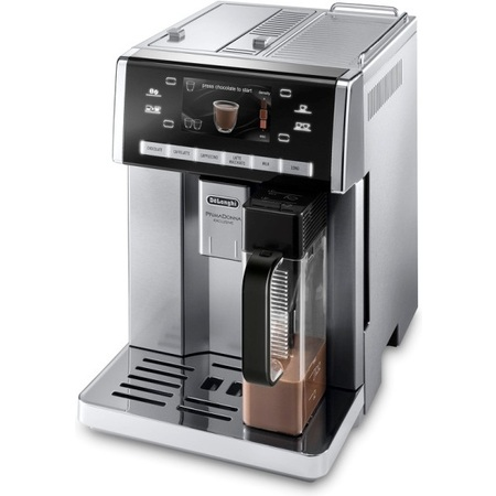 Внешний вид DeLonghi ESAM 6900 PrimaDonna Exclusive
