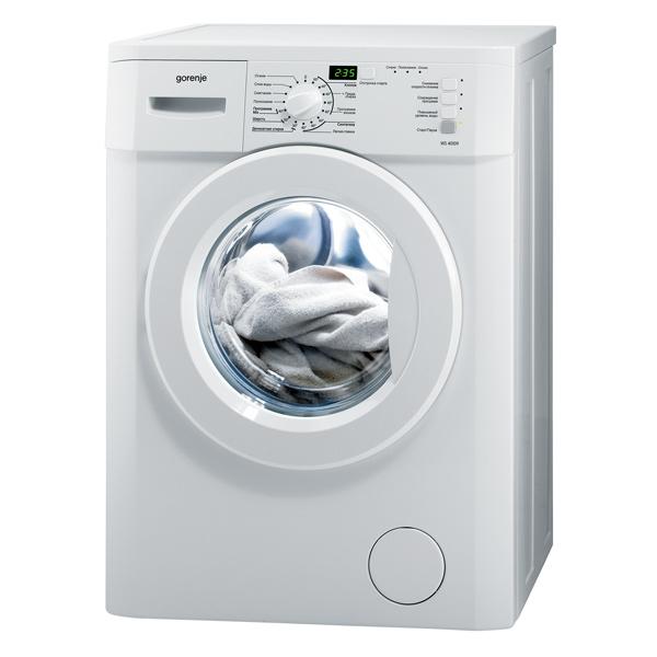 Gorenje инструкция к стиральной машине