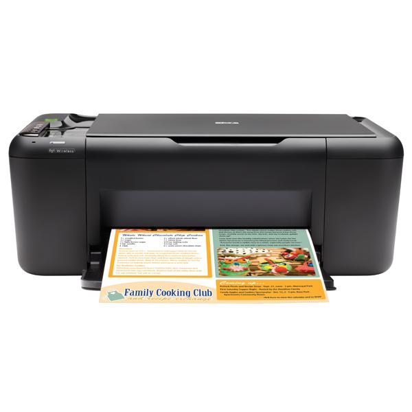 Бесплатно скачать драйвер для принтера hp deskjet f4583