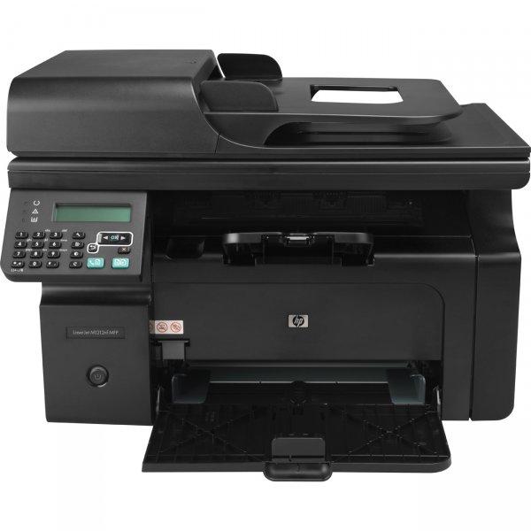 Скачать бесплатно драйвер для принтера hp laserjet m1214nfh mfp
