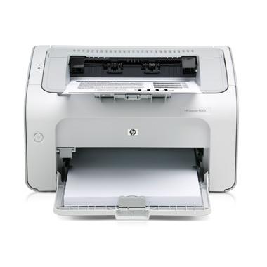 Принтер hp laserjet p1005 инструкция