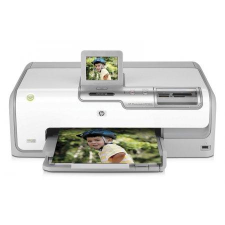 Принтер hp photosmart 7260 инструкция