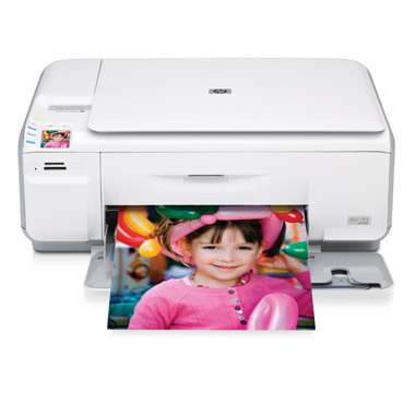 Скачать бесплатно драйвер для принтера hp photosmart c4483