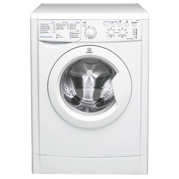 стиральная машина индезит Iwsc 61051 инструкция - фото 2