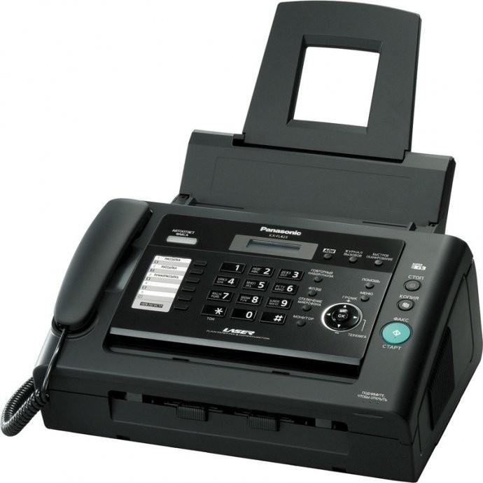 факс panasonic kx-fl423 инструкция