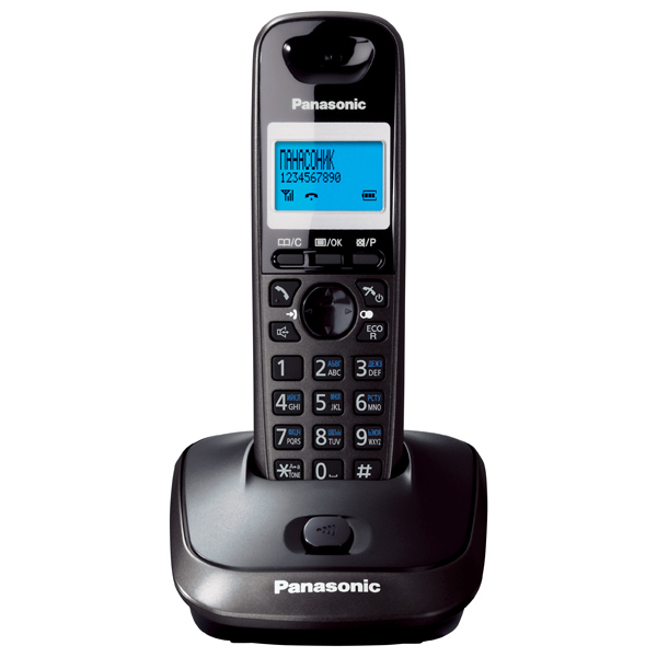 инструкция к телефону панасоник kx tg2511ru