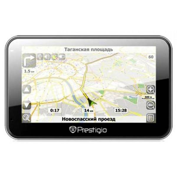 Инструкция навигатора prestigio 4500