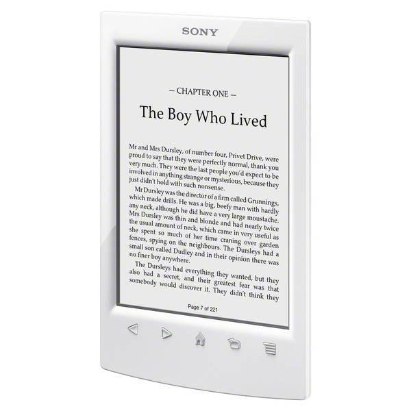 Sony reader prs t1 инструкция