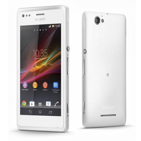 Инструкция Смартфон Sony XPERIA M C19 5 Black