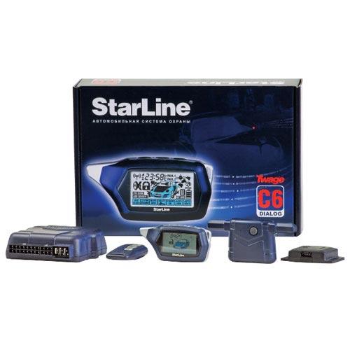 Инструкция По Установке Starline C6 - фото 6