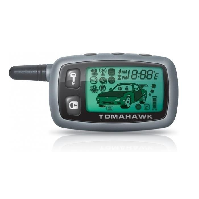 Инструкция автосигнализации tomahawk lr 950le